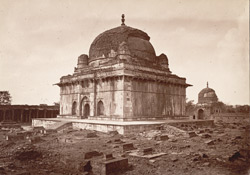 Hoshing Shah Ghori's tomb at Mandoo.